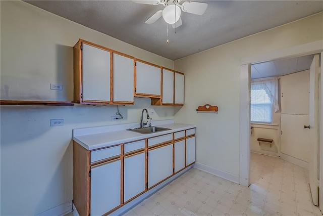 Kitchen featured at 1511 Wesley St, McKeesport, PA 15132
