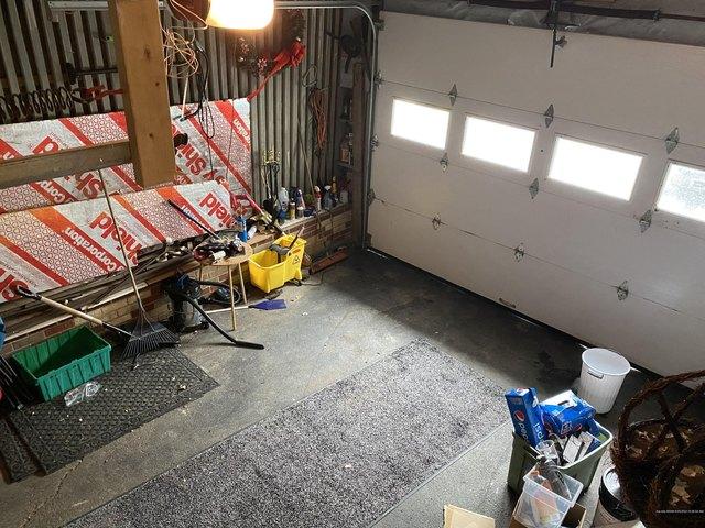 Garage featured at 127 6th Ave, Madawaska, ME 04756