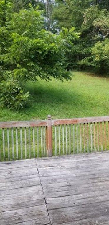 Porch yard featured at 3172 Coal River Rd, Glen Daniel, WV 25844