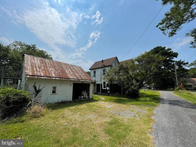 Farm land featured at 3349 Sackertown Rd, Crisfield, MD 21817