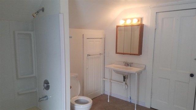 Bathroom featured at 252 Denver St, Waterloo, IA 50701