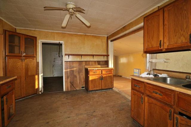 Kitchen featured at 894 and 918 Concord Rd, Robbins, TN 37852