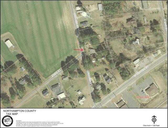Road view featured at 107 Crocker St, Seaboard, NC 27876