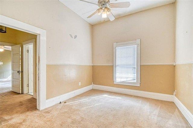 Bedroom featured at 411 E Catalpa St, Lexington, OK 73051