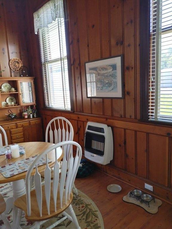 Dining room featured at 29344 Horsey Rd, Oak Hall, VA 23416