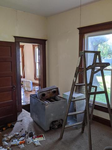 Bedroom featured at 229 Main St, Prairie Home, MO 65068