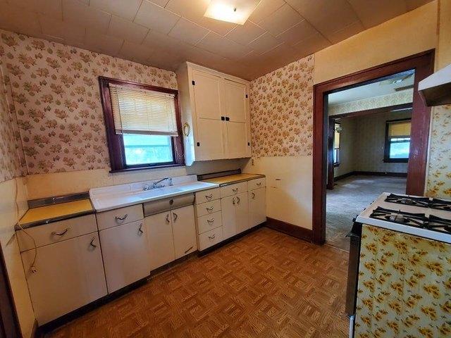 Kitchen featured at 240 W 15th St, Horton, KS 66439