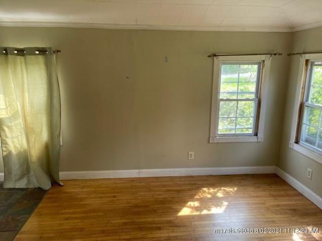 Bedroom featured at 365 Lewiston Rd, West Gardiner, ME 04345