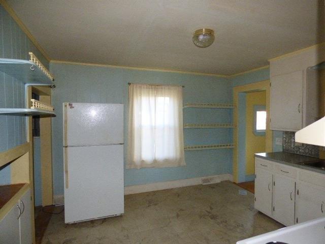 Bathroom featured at 8118 James D Hagood Hwy, Scottsburg, VA 24589