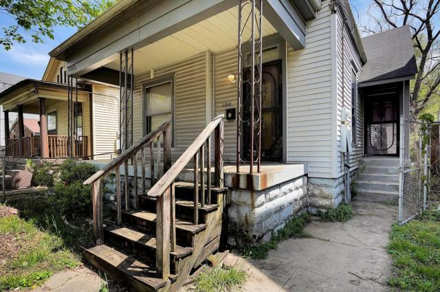 Porch featured at 1359 Olive St, Louisville, KY 40211