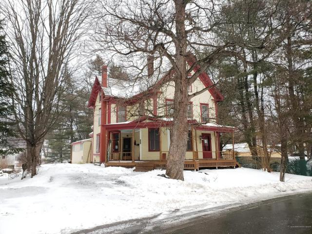 House view featured at 42 Central St, Randolph, ME 04346