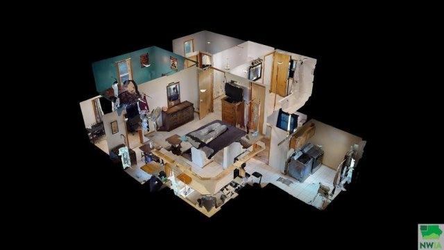 Floor plan featured at 115 E Linn St, Cherokee, IA 51012