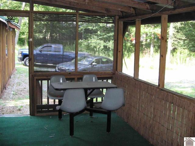 Porch featured at 1365 Old Dover Rd, Cadiz, KY 42211