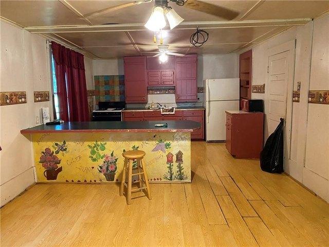 Kitchen featured at 257 Tassin St, Moreauville, LA 71355