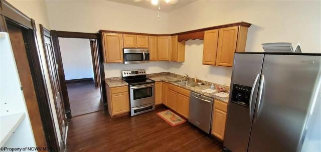 Kitchen featured at 108 Hess Ave, Fairmont, WV 26554