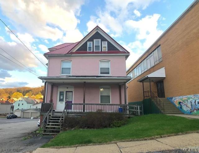 House view featured at 182 Gilbert St, Johnstown, PA 15906