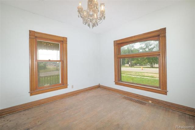 Bedroom featured at 2026 N Grand River Ave, Lansing, MI 48906