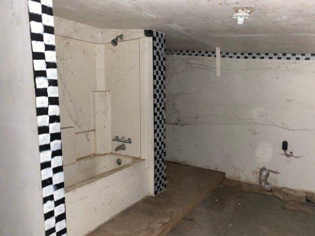 Bathroom featured at 145 Cedar Branch Rd, Saltville, VA 24370