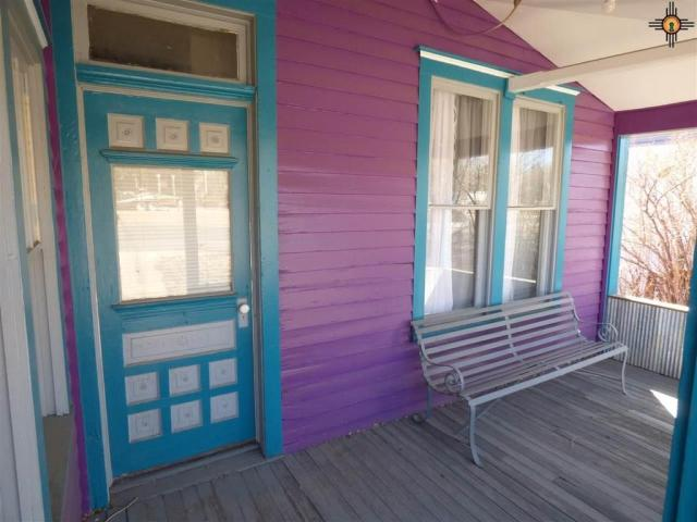 Porch featured at 517 S 2nd St, Raton, NM 87740