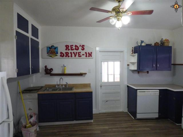 Kitchen featured at 517 S 2nd St, Raton, NM 87740
