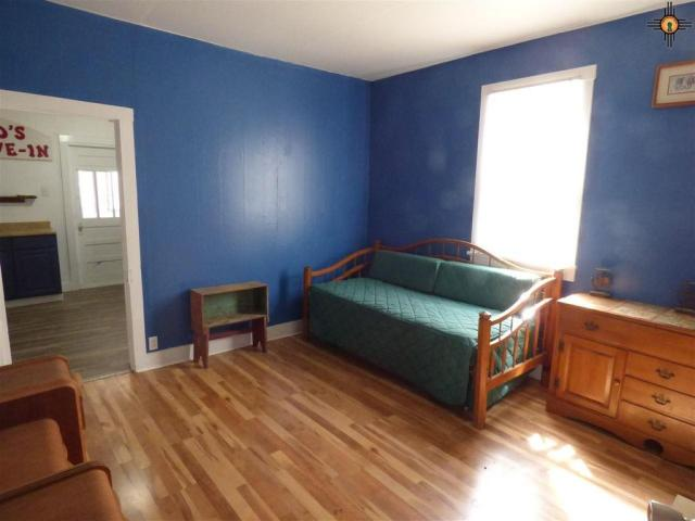 Bedroom featured at 517 S 2nd St, Raton, NM 87740
