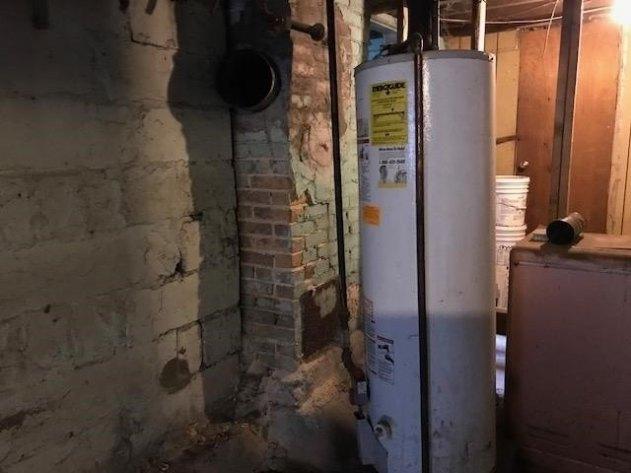 Bathroom featured at 400 N Walnut St, Bay City, MI 48706