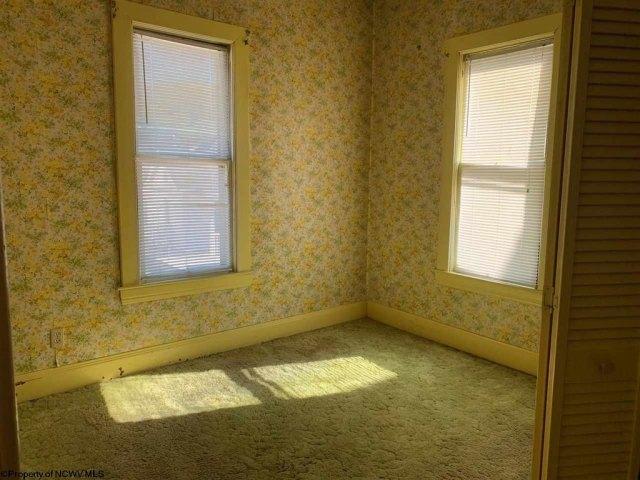 Bathroom featured at 220 S Howard St, Clarksburg, WV 26301