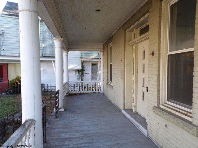 Porch featured at 305 Clark St, Clarksburg, WV 26301