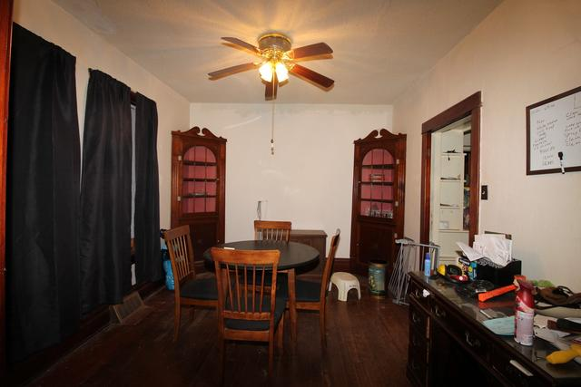 Dining room featured at 232 Clay St, Savanna, IL 61074