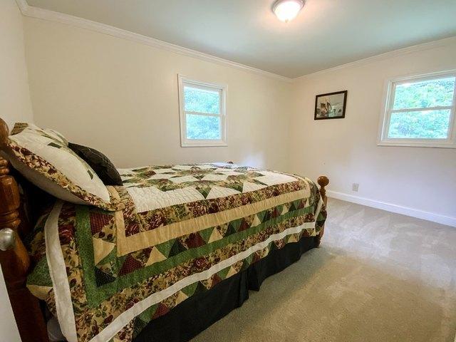 Bedroom featured at 17296 Martinsville Hwy, Axton, VA 24054
