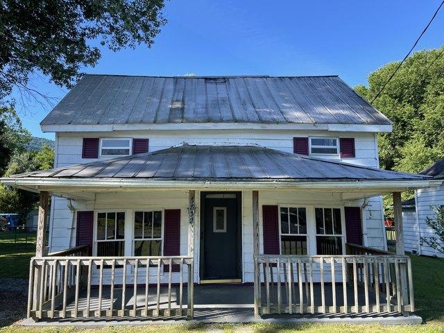 Porch featured at 3832 Flat St, Big Stone Gap, VA 24219
