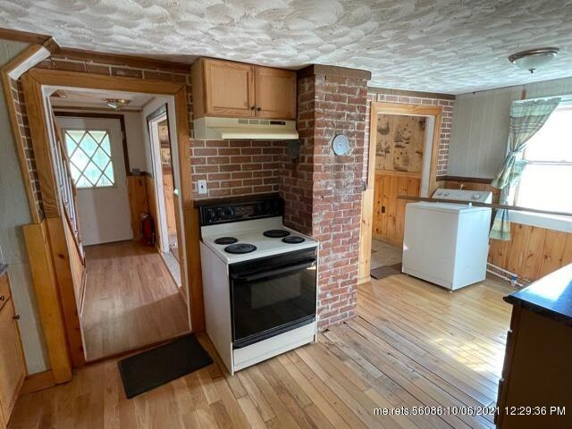 Kitchen featured at 39 S Factory St, Skowhegan, ME 04976
