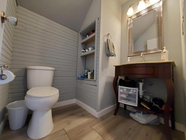 Bathroom featured at 220 Fremont St S, Lake Benton, MN 56149