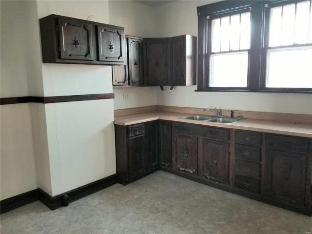 Kitchen featured at 23 N 16th St, Belleville, IL 62220