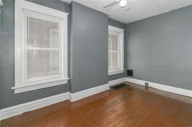 Bedroom featured at 3619 N Taylor Ave, Saint Louis, MO 63115