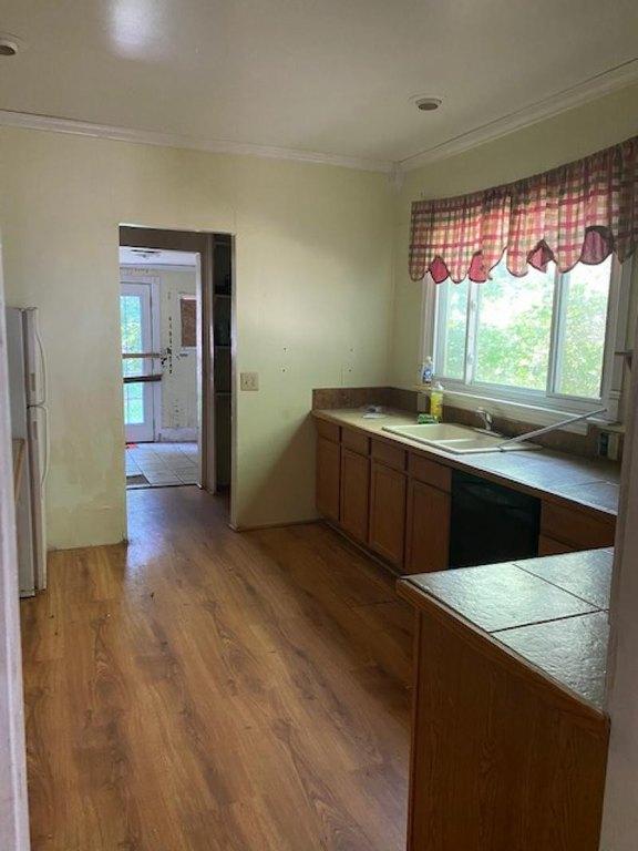 Kitchen featured at 120 Howard St, Caro, MI 48723