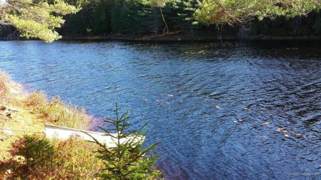 Water front featured at Marks Lake Rd, Marshfield, ME 04654