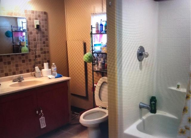 Bathroom featured at 201 2nd St NE, Live Oak, FL 32064