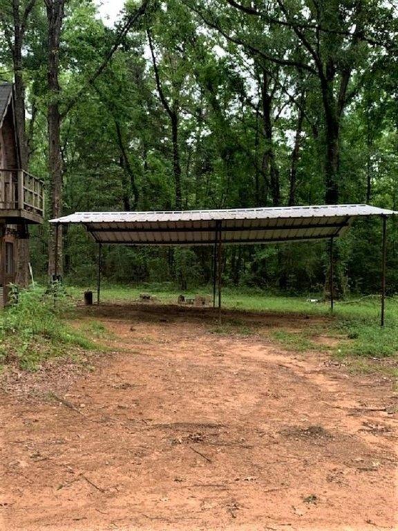 Porch featured at 348 Bohannon, Hemphill, TX 75948