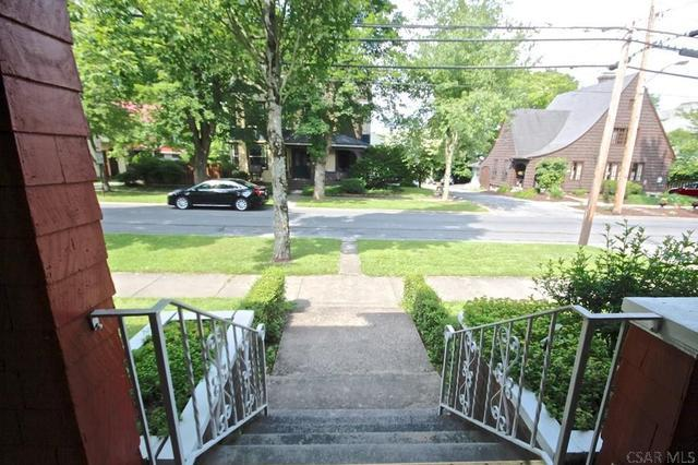 Porch yard featured at 415 Bucknell Ave, Johnstown, PA 15905