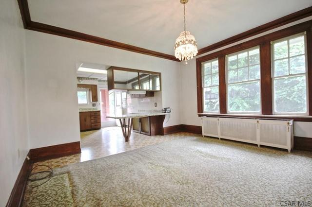 Dining room featured at 415 Bucknell Ave, Johnstown, PA 15905