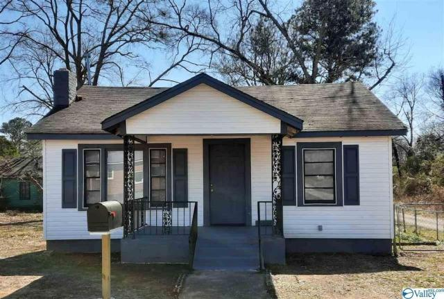 Porch featured at 1406 Peachtree St, Gadsden, AL 35901