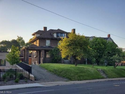 Road view featured at 1654 Cleveland Ave NW, Canton, OH 44703