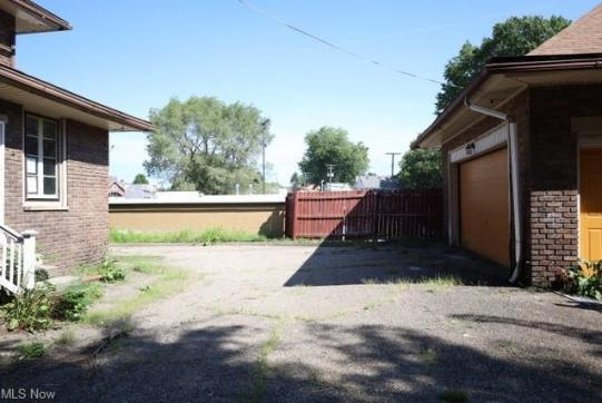 Yard featured at 1654 Cleveland Ave NW, Canton, OH 44703