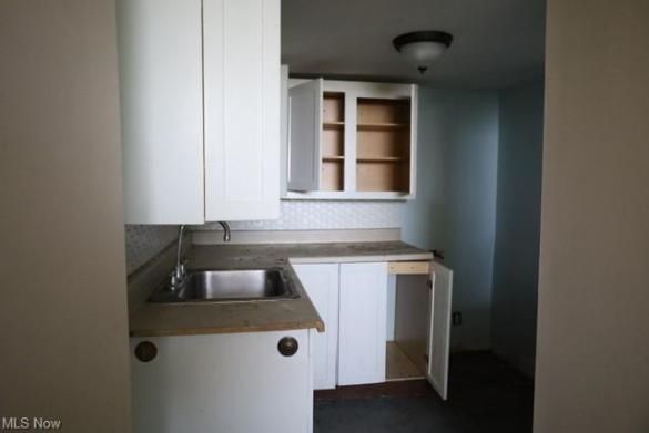 Kitchen featured at 1654 Cleveland Ave NW, Canton, OH 44703