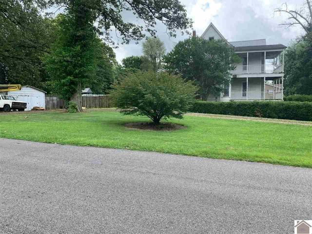 Yard featured at 170 S Saint Paul St, Wingo, KY 42088