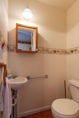 Bathroom featured at 211 W Miller St, Elmira, NY 14904