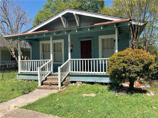 House view featured at 605 Huron Ave, Bogalusa, LA 70427