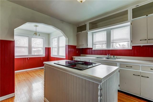 Kitchen featured at 709 S 22nd St, Decatur, IL 62521