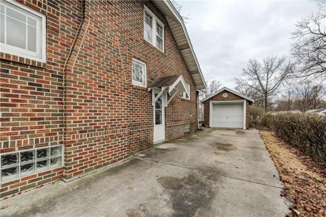 Road view featured at 709 S 22nd St, Decatur, IL 62521